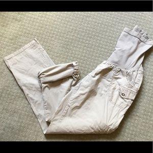 Motherhood maternity convertible pants